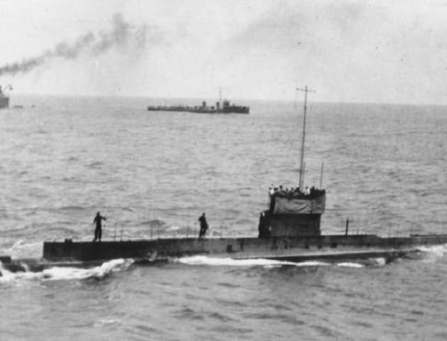 Знайшли субмарину, що загадково зникла в часи Першої світової. ФОТО. ВІДЕО