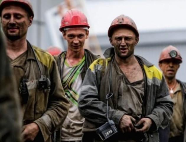 Волинським шахтарям обіцяють зарплату 1000 доларів. ІНФОГРАФІКА