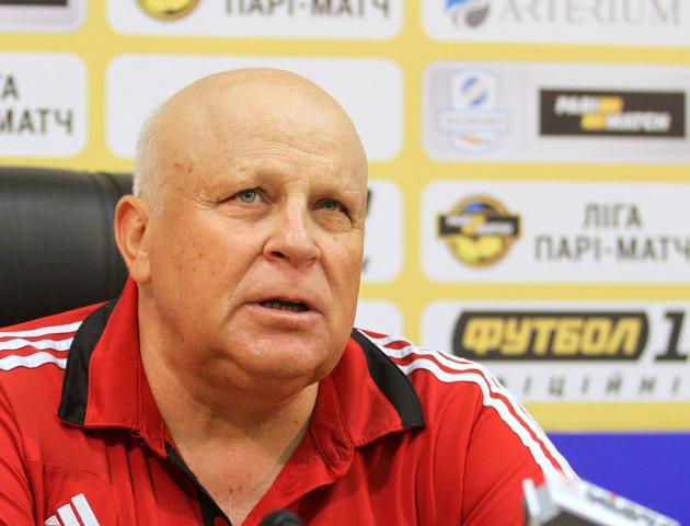 Віталій Кварцяний залишається президентом клубу