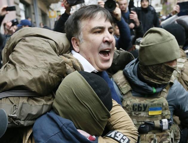ГПУ просить поліцію оголосити Саакашвілі в розшук