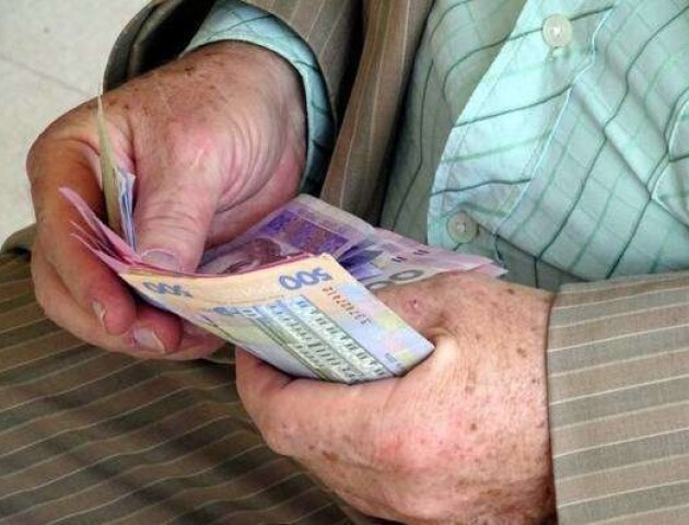 Майже 83% українських пенсіонерів отримують пенсію, нижчу від прожиткового мінімуму