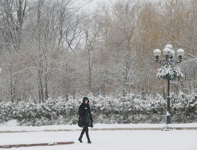 Тріщатиме мороз і хмарно: погода в Луцьку на 10 січня