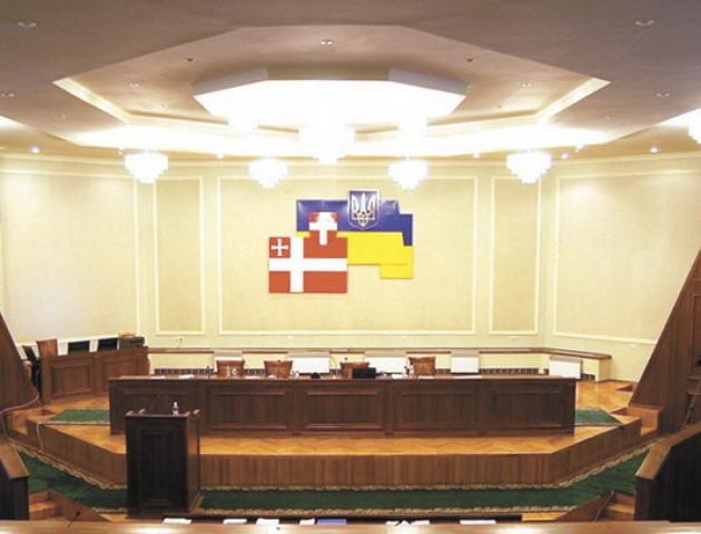 Після перерви депутати від «Солідарності» не повернулися у сесійну залу Волиньради