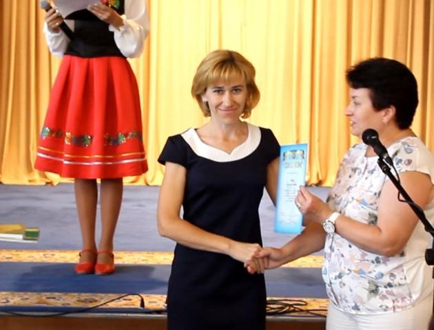 Лучанкастала кращим педагогом в Україні