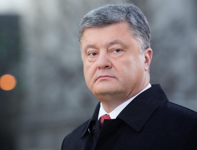 Петро Порошенко приїде до Луцька із Томосом