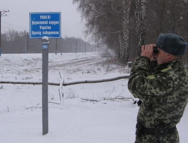 Під час Різдва і Нового року на Волині посилять контроль кордону