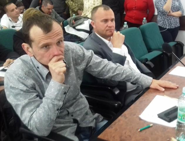 «Солідарність»  у Луцькій міськраді відстоювала права демобілізованих бійців