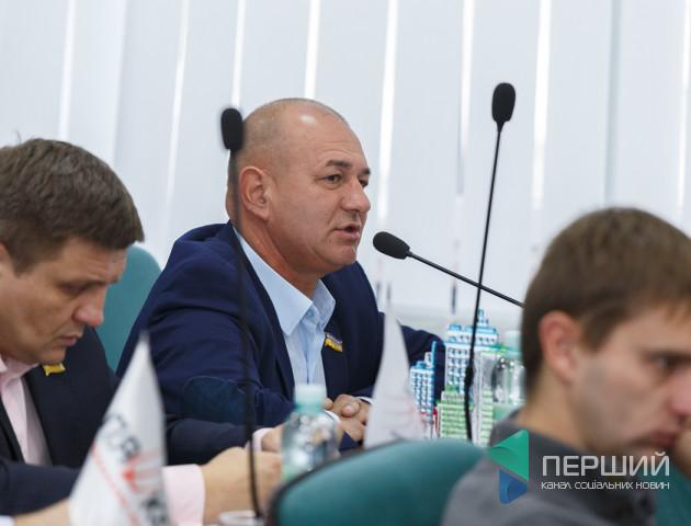 Аркадій Соломатін поскаржився на журналістів
