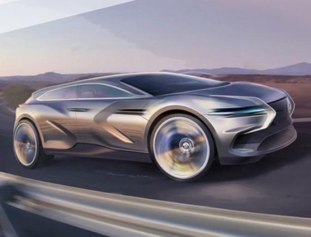 «АвтоВАЗ» заінтригував новим ескізом автомобіля LADA. ФОТО