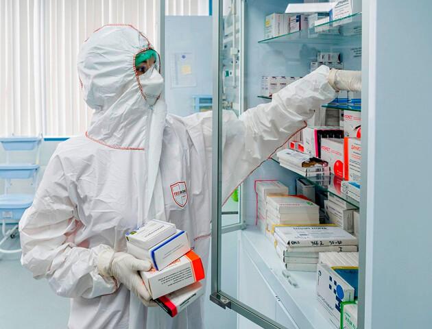 За три дні у Луцьку зафіксували 10 нових випадків COVID-19. Один хворий помер