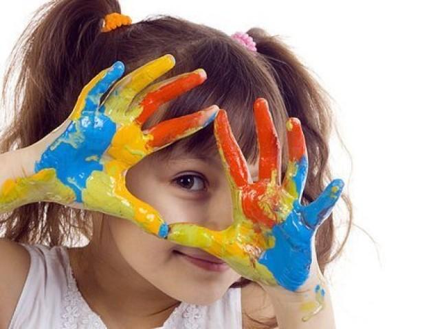 У Волинській бібліотеці показали «Світ очима дітей»