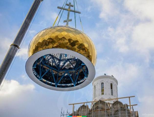 У Луцьку збудують церкву