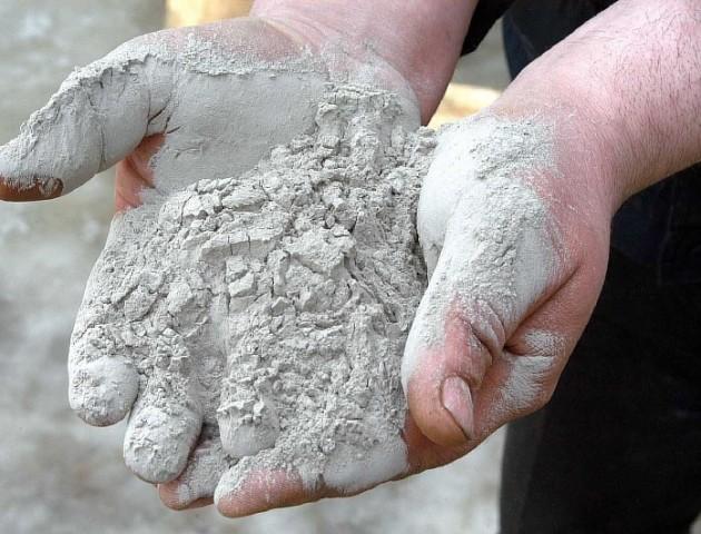 Де на Волині найкращий цемент?