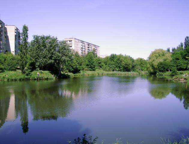З спортзонами та новими межами: в Луцьку затвердили концепцію розвитку парку 900-річчя