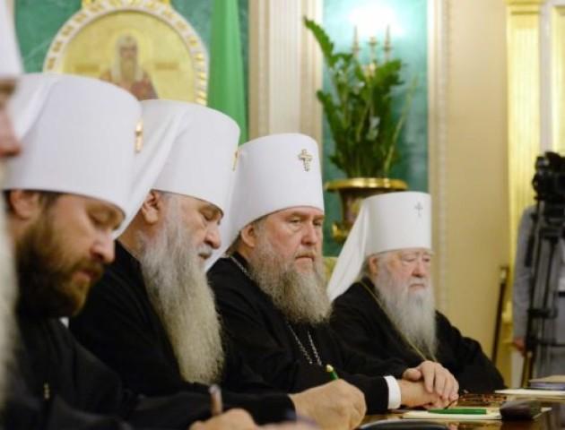РПЦ припиняє згадувати Варфоломія під час Богослужінь