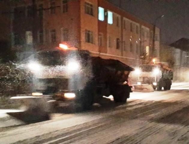 «Техніка на грані» – головний комунальник Луцька про розчистку снігу