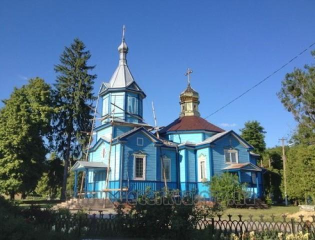 На Волині у нову церкву священик УПЦ МП перейшов разом з громадою