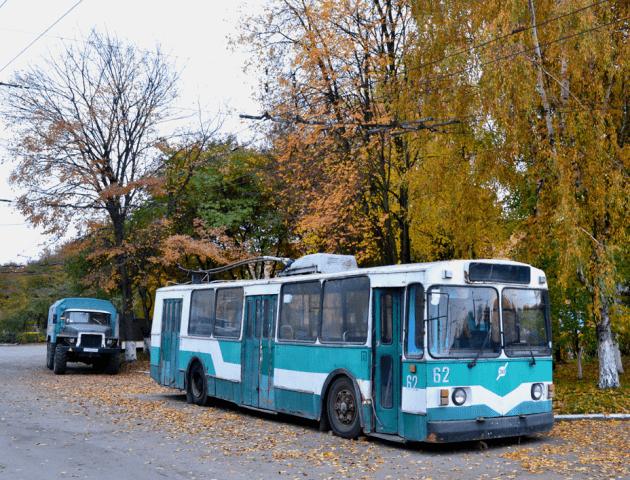 У Луцьку старий тролейбус просять переробити на музей