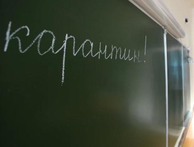 У Ковелі дві школи відправили на карантин через грип
