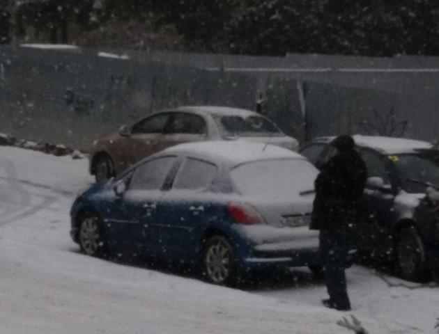 У Луцьку через ДТП заблокований проїзд по одній з вулиць