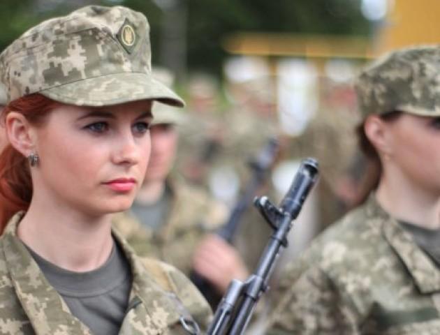 Гендерна рівність: в армії жінки служать на рівні з чоловіками