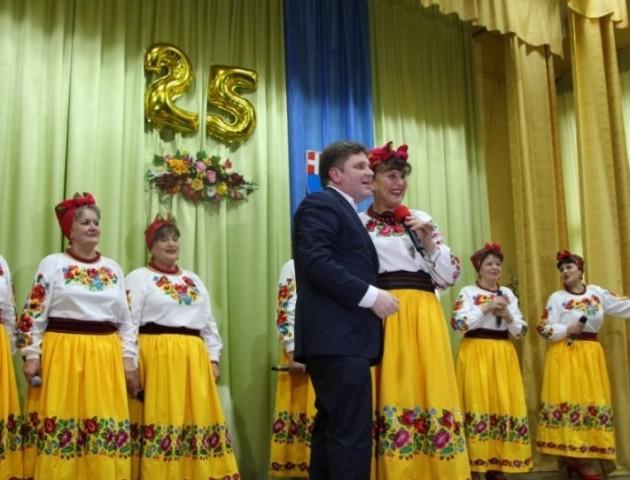 Шацький район відсвяткував 25-річчя. ВІДЕО