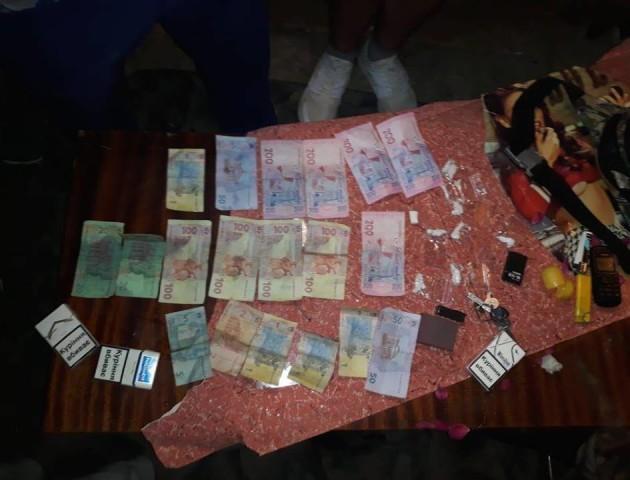 У Луцьку «накрили» наркоторговців – вилучили кілограм амфетаміну. ФОТО