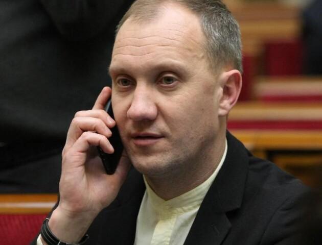 Нардеп Стернійчук очолив «Слугу Народу» на Волині