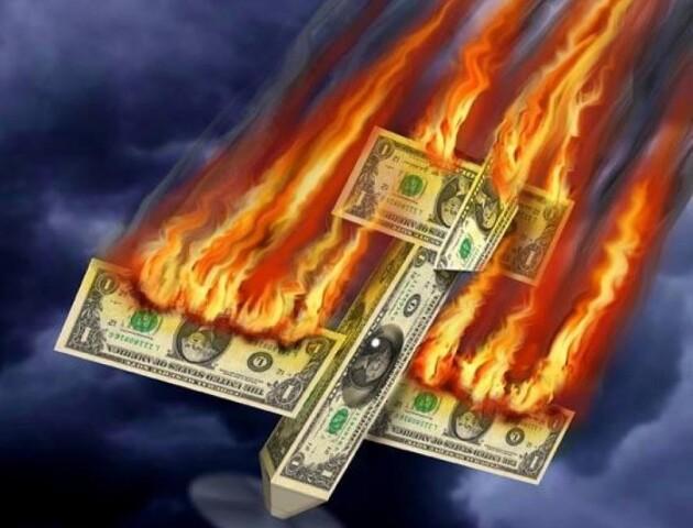 Чому падає долар? Як довго це триватиме?