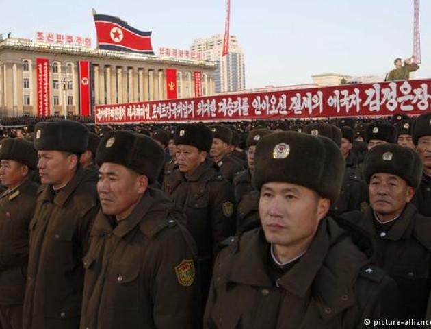 КНДР знову погрожує розпочати ядерну війну проти США