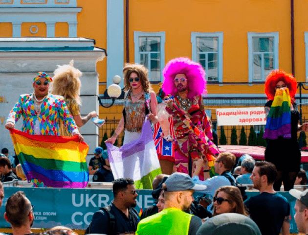 Волинська облрада підготує звернення до нардепів про заборону гей-парадів