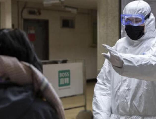 У Росії виявили перші два випадки захворювання на китайський коронавірус