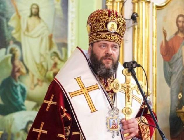 У Луцьку митрополит Михаїл освятить воду