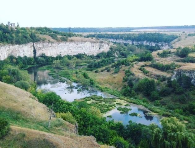 ТОП-7 мальовничих каньйонів України. ФОТО