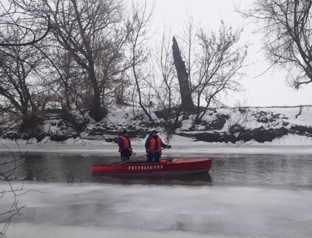 Тривають пошуки тіла дідуся, який втопився у Луцьку
