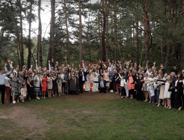 Показали зворушливе відео з весілля дочки Богдана Шиби