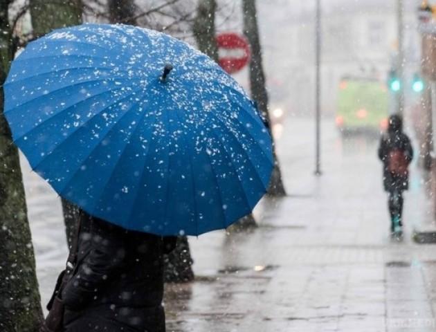«Бабине літо» закінчилося: волинян попереджають до можливий мокрий сніг