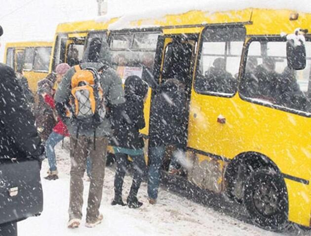 Відомо, як у Луцьку їздитиме громадський транспорт в новорічну ніч
