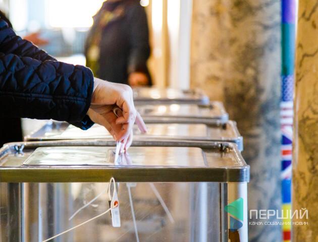 У Луцьку – найбільша явка виборців. Як голосують волиняни