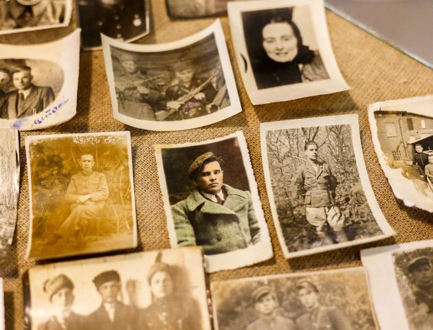 У Луцьку оприлюднили унікальні фото членів ОУН-УПА з архівів КДБ. ФОТОРЕПОРТАЖ