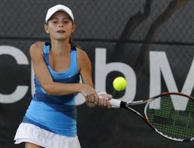 18-річна рівнянка виграла тенісний турнір у Франції