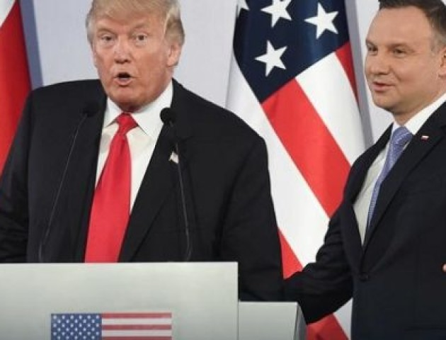 США наклали санкції на Польщу
