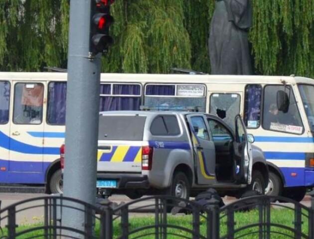 Луцький терорист весь час був під прицілом понад 20 снайперів, – Офіс президента