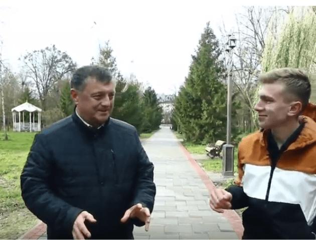 «...і про каву також» з екс-мером Луцька Богданом Шибою. АНОНС