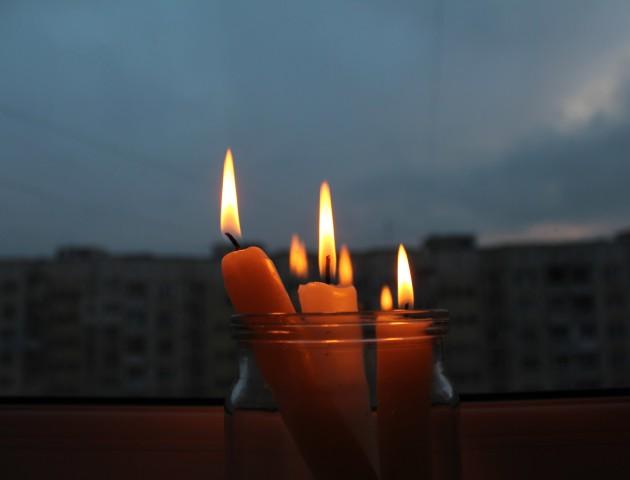 Через негоду три села на Волині залишилися без світла