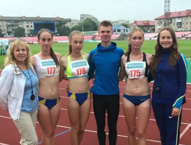 Юні волиняни вибороли золото на всеукраїнських змаганнях