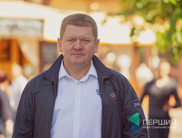 Депутат Волиньради Михайло Імберовський вітає волинян з Днем Незалежності