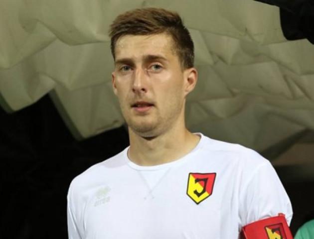 Вихованець волинського футболу розповів про свою кар'єру у польській «Ягеллонії»