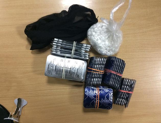 На Волині СБУ попередила контрабанду наркотичних речовин з Євросоюзу