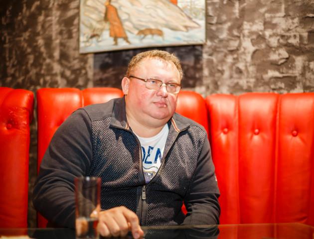 «В політику - хіба з автоматом Калашникова», - луцький бізнесмен Віктор Корсак